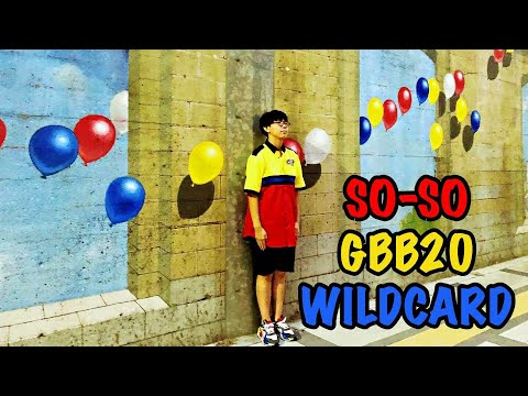 SO-SO   Exercise   GBB 2020 World League Loopstation Wildcard