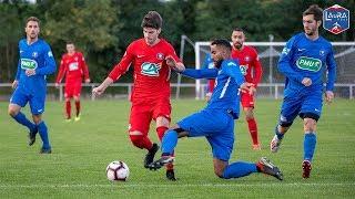 Coupe de France, 4ème tour : le résumé FC Roche St-Genest (R2) / Andrézieux-Bouthéon FC (N2)