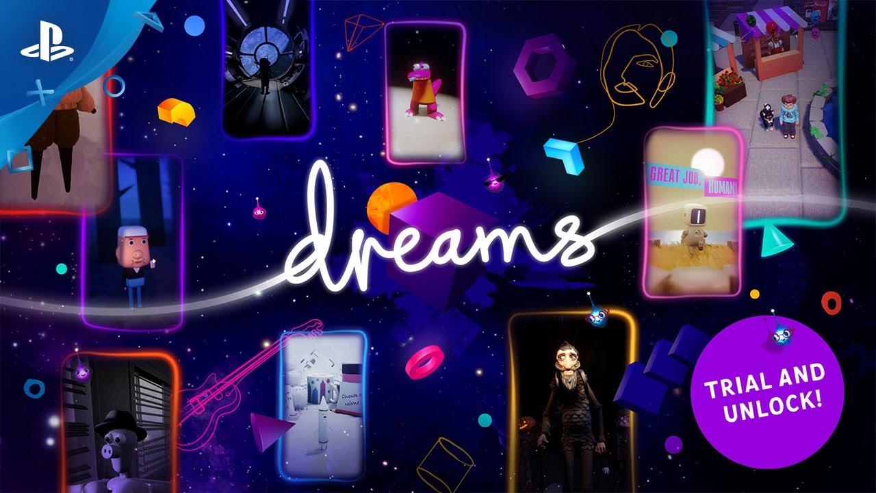 El Demo de Dreams Llega Hoy a PlayStation Store
