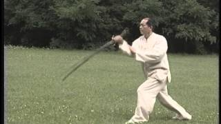 Tai Chi Saber (YMAA Dao) Dr. Yang, Jwing-Ming Taijiquan
