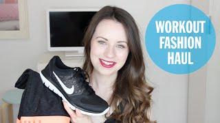 Workout Fashion Haul - Nike & H&M | JustYourNormalGirl