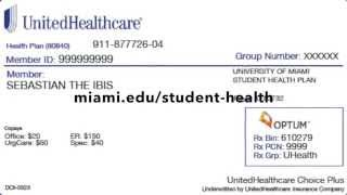 UHC Insurance Cards