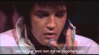 A Hundred Years From Now - Elvis Presley (Sottotitolato)