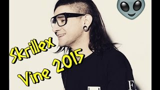 Skrillex Vine Compilation | Funny Moments | 15\15