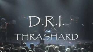DRI Live in NYC 2010 - Thrashard