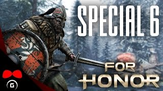 For Honor | SPECIAL #6 | Agraelus | CZ Lets Play / Gameplay [720p60] [PC]