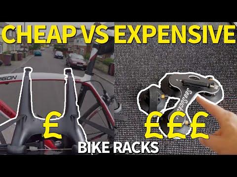Cheap Vs. Expensive - Car Bike Rack