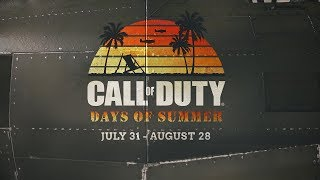 Official Call of Duty®: WWII - Days of Summer Trailer - Video Youtube