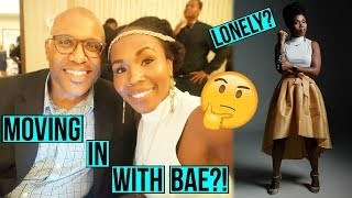LIFE UPDATES: I MOVED IN WITH BAE?! | LONELY AS A SUCCESSFUL WOMAN?! | NEW GOALS?!