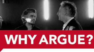 WHY ARGUE?     Francois Zimeray - Firas Fayyad