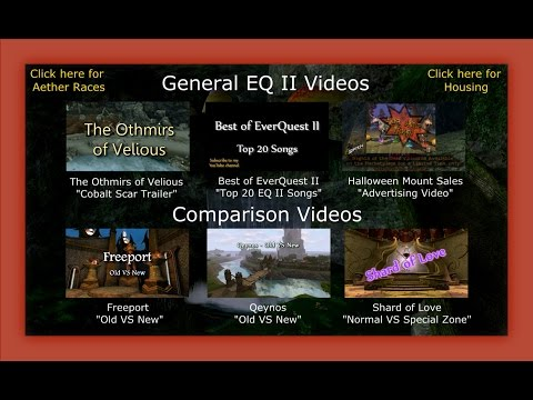 Steam Community :: Video :: EverQuest II - Pixiewrath's Movie Selector