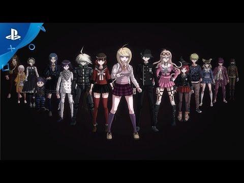 Danganronpa V3: Killing Harmony – Overview Trailer | PS4, PS Vita thumbnail