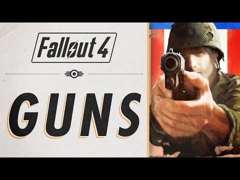 Fallout 4 - Gun Essential Guide & Basics
