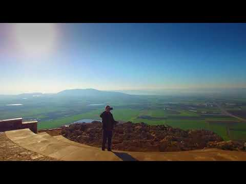Descubre la naturaleza maravillosa de Israel en Galilea.