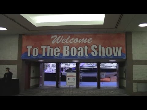 Atlantic City Boat Show Review 2015