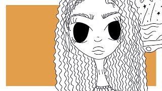 Contorno Beyonce - Apes**t - part1 | Speedpaint, jorhe.png