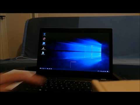 Test d'un netbook Lenovo Ideapad 100S
