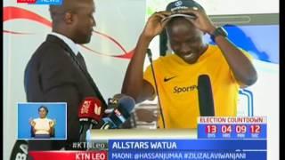 Mkufunzi mkuu wa All-Stars Stanley Okumbi aongelea michuano ya Kenya Uhispania