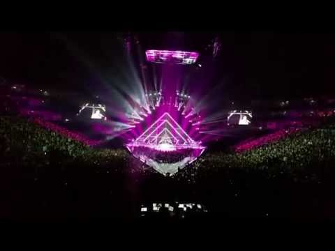 Katy Perry - Roar 2015 PRISMATIC World Tour HD Cologne/Köln Show Opening - 5.3.2015