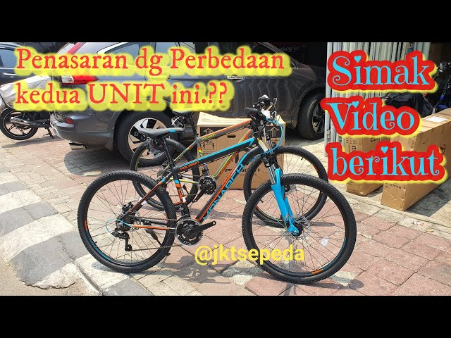 Jual sepeda MTB Polygon Monarch 5 - Jakarta Barat - imans