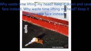 Bayside - Loveless Wrists - Lyrics