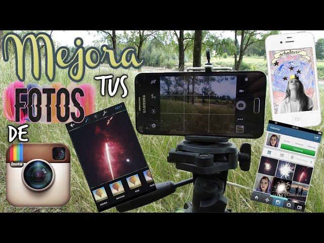Video Sé Un Profesional En Fotos Con Tu Celular Estilo Tumblr
