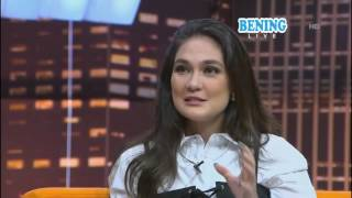 Jawaban LUNA MAYA Soal Married Dg REINO BARRACK • Hitam Putih 3 Mei 2017