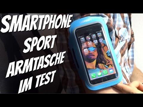 UGREEN Smartphone Sport Armband zum Joggen, Fitness, Radfahren, usw im Test Review