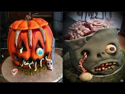 mp4 Cake Decoration Halloween, download Cake Decoration Halloween video klip Cake Decoration Halloween