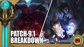 LoL News | Riot Employee Explains Sylas Ult, Giant Sylas and Breaking Down Patch 9.1