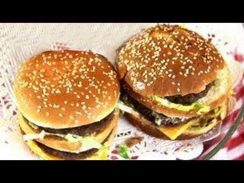 How to make a McDonald's Big Mac