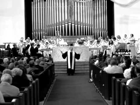 Easter at First United Methodist Church of Boulder