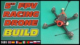 Come costruire un Drone RACING di fascia ALTA (Torretta, Flywoo, FuriuousFPV, TBS) - Parte 1
