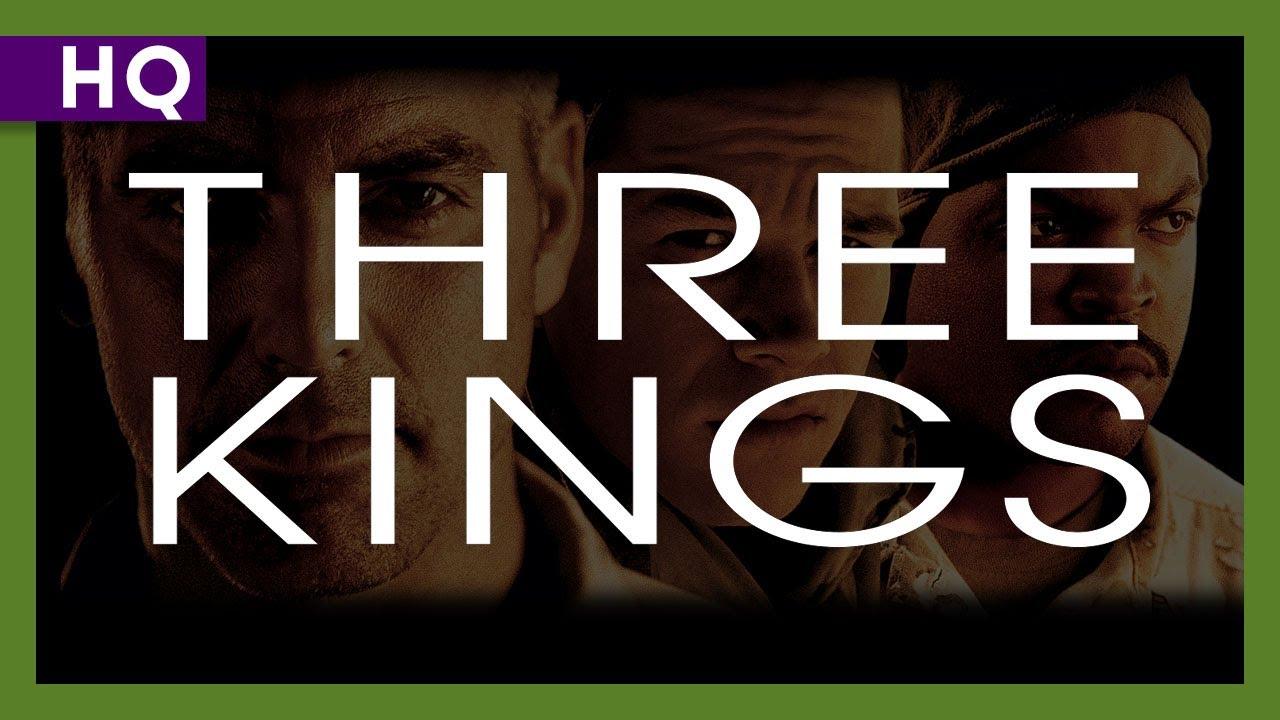 Trailer för Three Kings