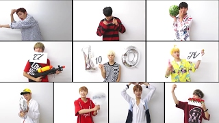 [ENGSUB] UP10TION U10TV ep79 - For You, The 9/10 Answers You Want To Hear