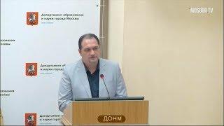 1515 школа СЗАО рейтинг 338 (275) Кузин ОС учитель 44% не аттестация ДОНМ 19.02.2019