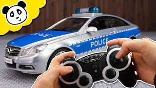 Dickie Toys - Cooles Polizeiauto mit FERNSTEUERUNG! - Pandido TV