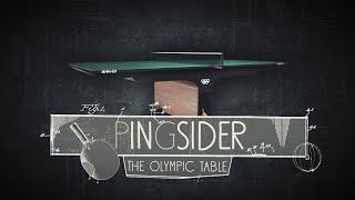 Der Olympische Tisch für Tokyo 2020
