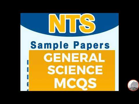 Top most expected and important general science mcqs for pst