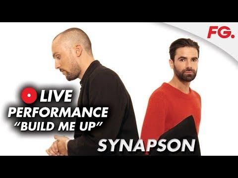 SYNAPSON LIVE | Build Me Up Ft. Tessa B. | RADIO FG