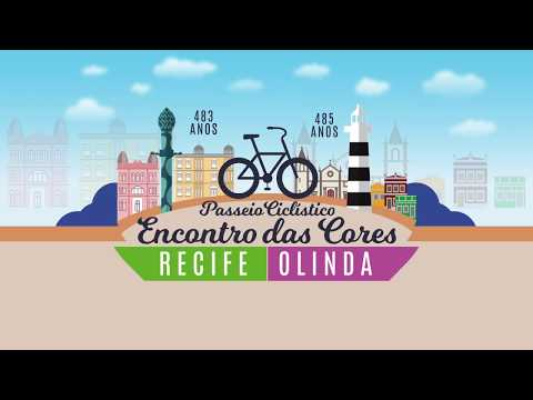 TV Jornal festeja Recife e Olinda com evento ciclístico