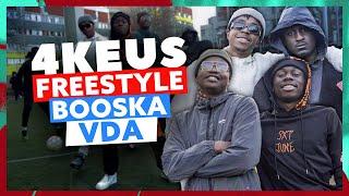 4Keus | Freestyle Booska VDA