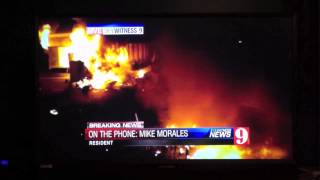 Prank Phone Call Mike Morales Propane Gas Explosion caused by Howard Stern Asshole