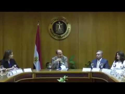اجتماع الوزير/عمرو نصار مع السفراء الجدد المرشحين للعمل بالبعثات الدبلوماسية بالخارج