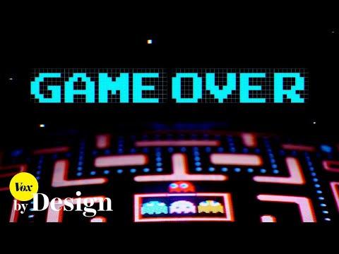 The Iconic 8-bit Arcade Font