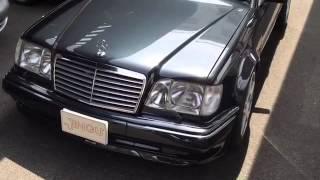 1995年式 メルセデスベンツ500E入庫します/愛知県名古屋市中古車レビュー