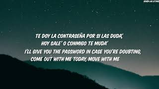 Micro TDH Ft Lenny Tavarez Demasiado Tarde English Lyrics Translation (Letra)