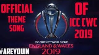LORYN   Stand By   Cricket World Cup 2019 Official Theme Song    ( Lyrics + Audio )