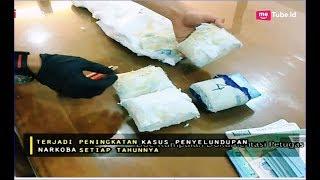 Darurat! Terjadi Peningkatan Kasus Penyelundupan Narkoba Setiap Tahun - Indonesia Border 23/03