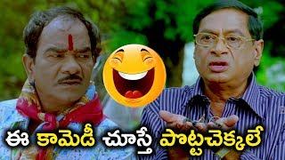 MS Narayana Kondavalasa Hilarious Comedy - MS Narayana Kondavalasa Non-Stop Comedy Scenes